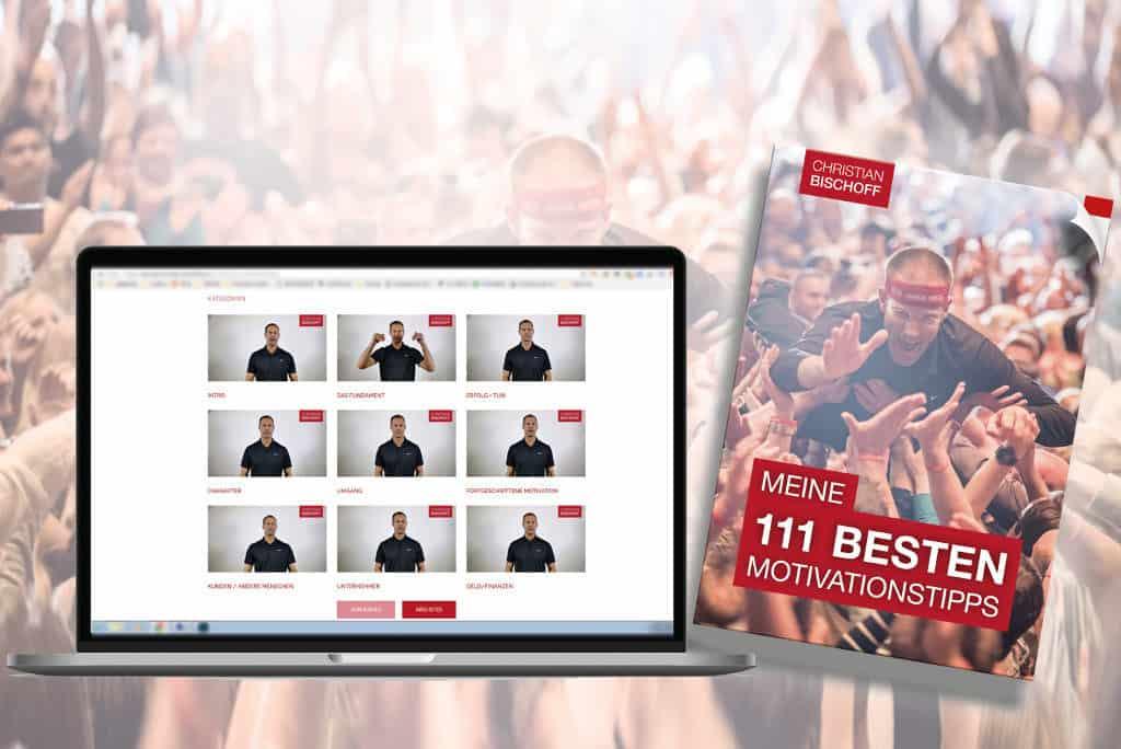 Christian Bischoff 111 Motivationstipps