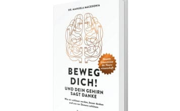 Manuela Macedonia Beweg dich und dein Gehirn sagt Danke Buch