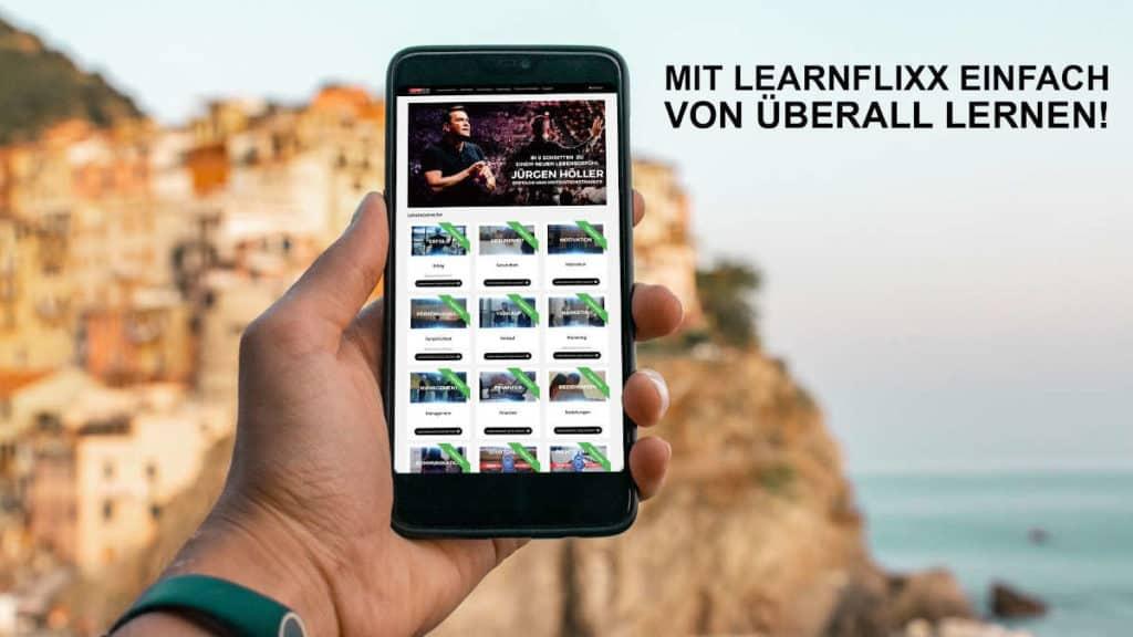 Learnflixx App