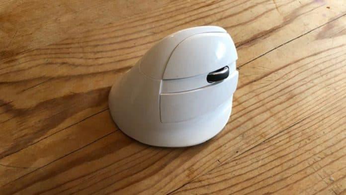 Homeoffice ergonomische Maus im Test