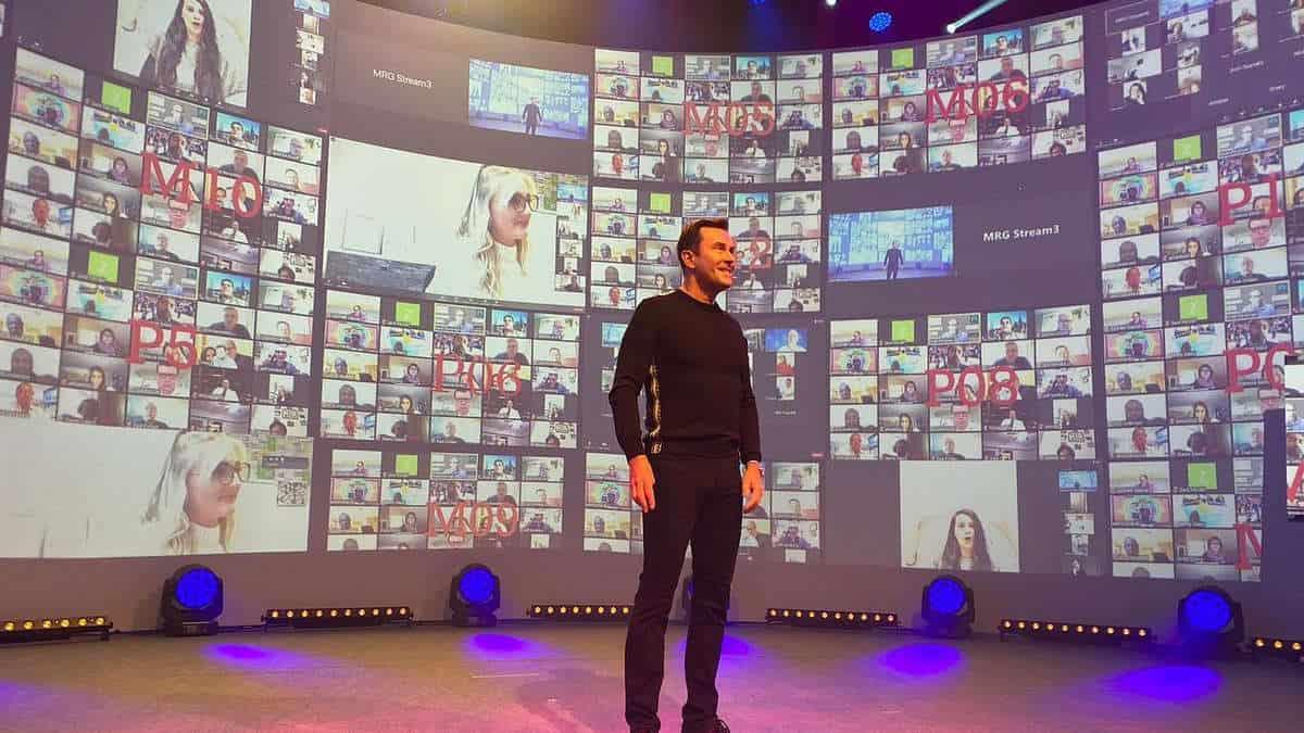 360 Grad Online Event Break your Limits