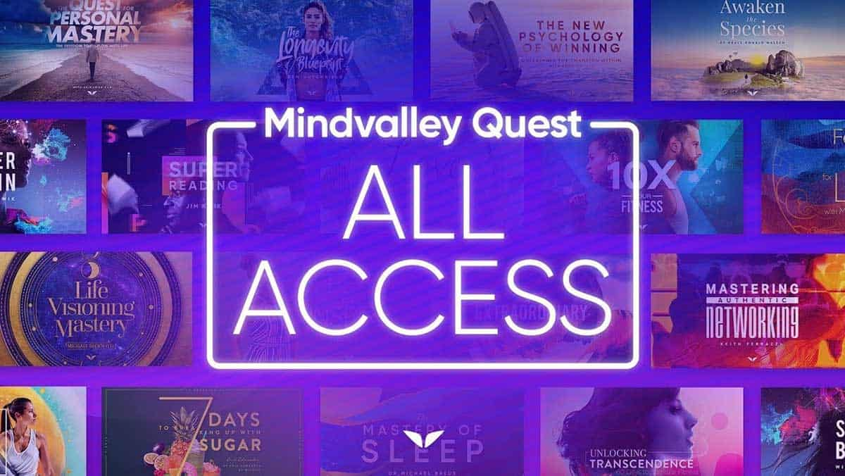 Mindvalley neue Quests